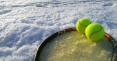 Winter-tennis